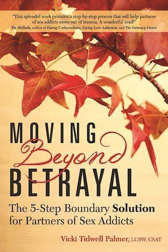 Episode 60: Vicki Tidwell Palmer- More Healing for Betrayed Partners